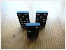 domino stap 1