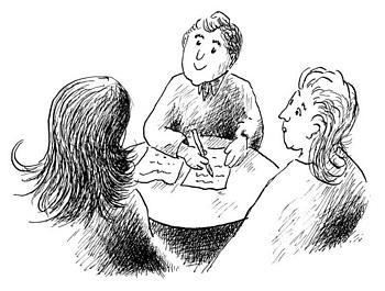 gesprekken ouders leerkr