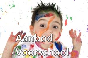 Aanbod Voorschool
