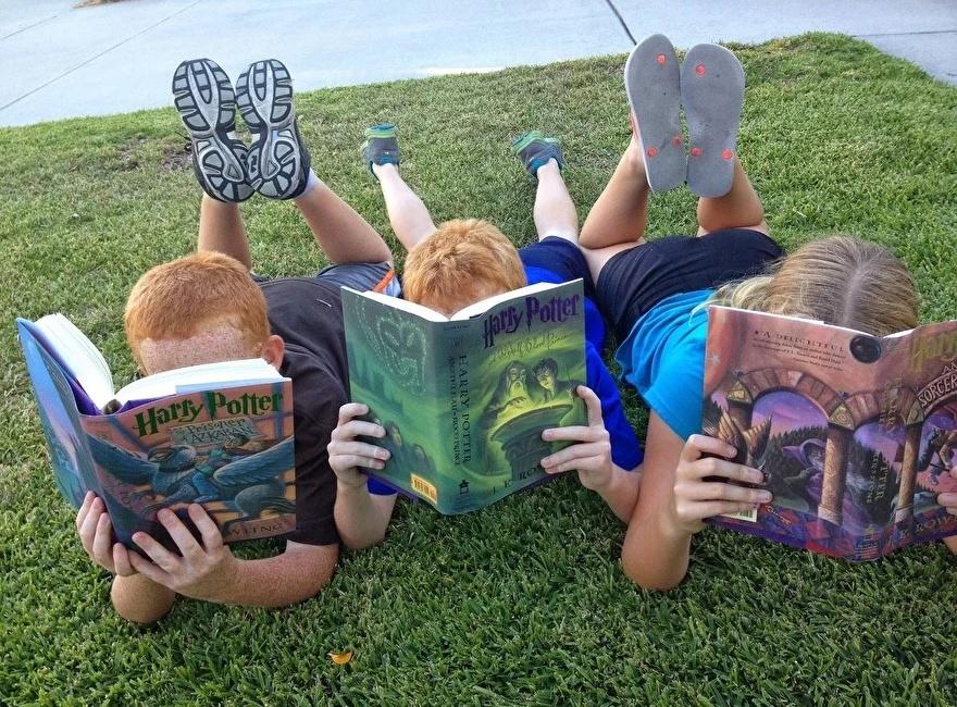 Hoe krijgt een ouder zijn kind in een boek?